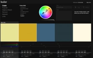 Jak dobrać kolory na stronę internetową albo do ulotki?