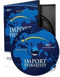 Import pieniędzy - książka i audiobook dla osób, które chcą rozpocząć import z Dalekiego Wschodu