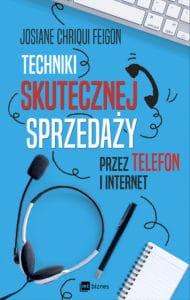Książka Techniki skutecznej sprzedaży przez telefon i Internet
